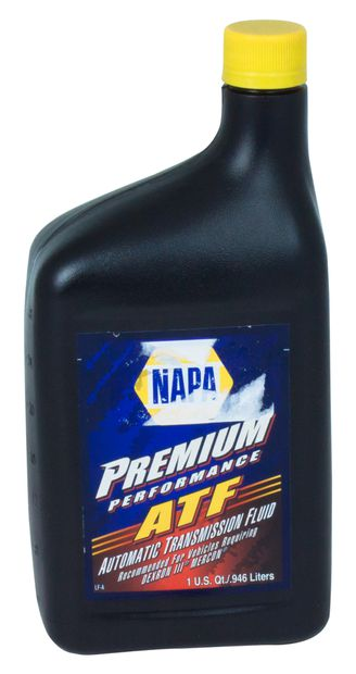 Oil ATF Dexron III/Mercon NAPA in the group Accessories / Oil/Grease/Fluids / Oil A/T at VP Autoparts AB (NOL-75200)