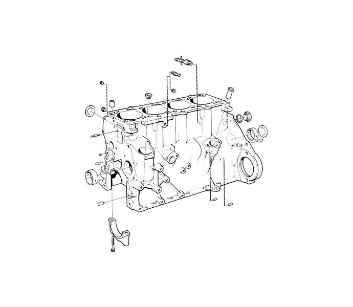Volvo / Engines Volvo / Volvo B21 / Engine block/gaskets B21 | Volvo B23 Engine Diagram |  | VP Autoparts