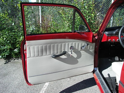 Dörrpanel Volvo Amazon Dörrpanel Volvo Amazon Kombi