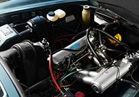 Motorrenovering Volvo B18 / B20