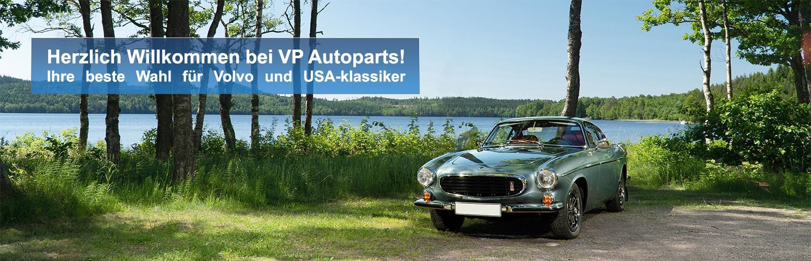 Herzlich Willkommen bei VP Autoparts!