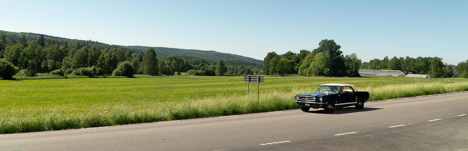 Vi har ett ständigt växande Sortiment för Ford Mustang 1965-1973